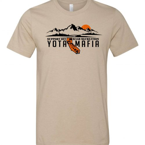 Support Off-Road Recreation Tee