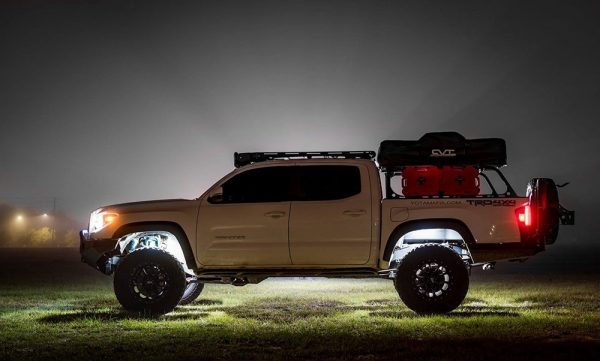 3rd Gen Tacoma Rock Light Kit by YotaMafia.com