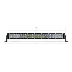 4th Gen 4Runner Lower Bumper Cali Raised LED Light Bar Combo - YotaMafia