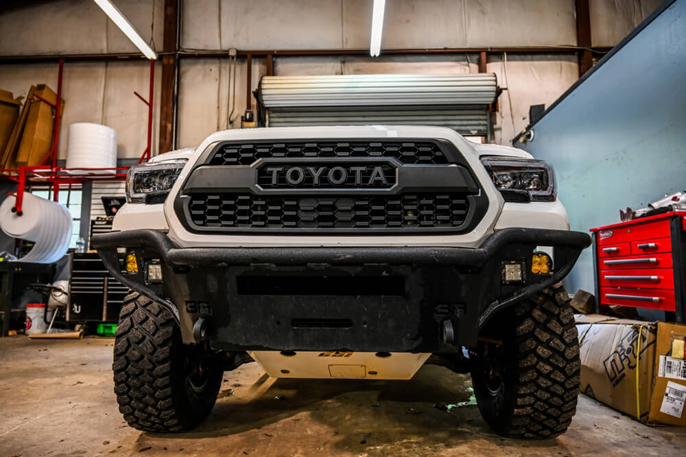 3rd Gen Tacoma TRD Pro Grille Step-By-Step Installation Guide: How to Install the TRD Pro Grille For the 2016-Present 3rd Gen Tacoma