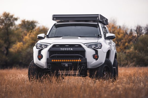 C4 Fab Low Pro Bumper - 5th Gen 4Runner