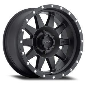 Method Race Wheels 301 The Standard (Matte Black)