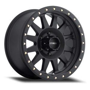 Method Race Wheels 304 Double Standard (Matte Black)
