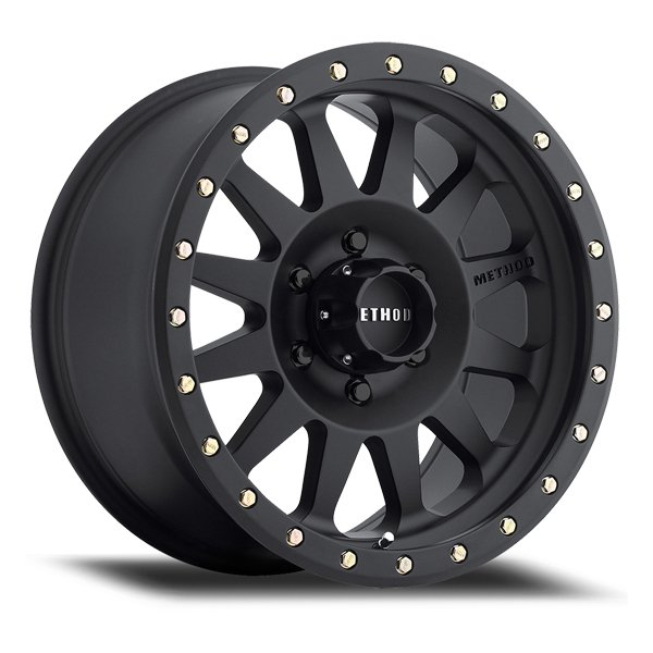 Method Race Wheels 304 Double Standard (Matte Black)