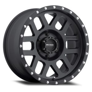 Method Race Wheels 306 Mesh (Matte Black)