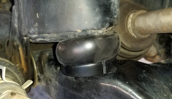 1st Gen Tacoma Front Bump Stops (1995 - 2004)