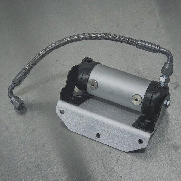 Bedside Compressor Bracket ARB Locker Manifold Mount