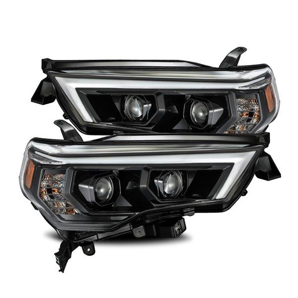 LUXX-Series LED Projector Headlights Alpha-Black For 5th Gen 4Runner (2014+)