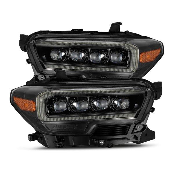 NOVA-Series LED Projector Headlights Alpha-Black For 3rd Gen Tacoma (2016+)