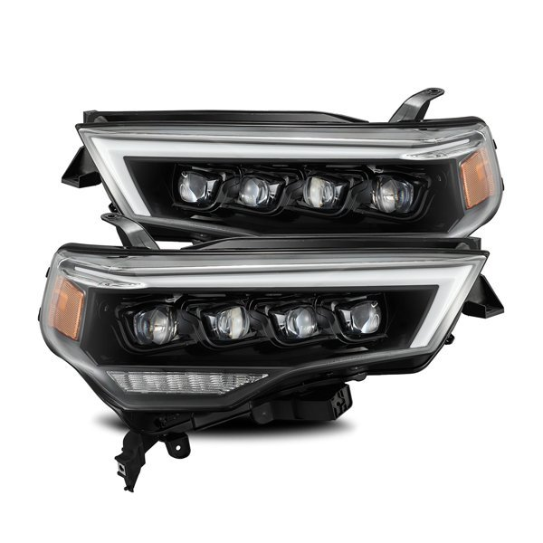 NOVA-Series LED Projector Headlights Alpha-Black For 5th Gen 4Runner (2014+)