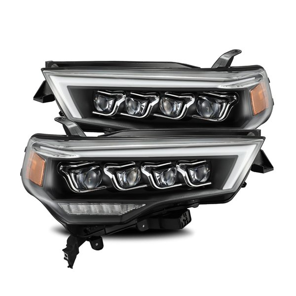 NOVA-Series LED Projector Headlights Black For 5th Gen 4Runner (2014+)