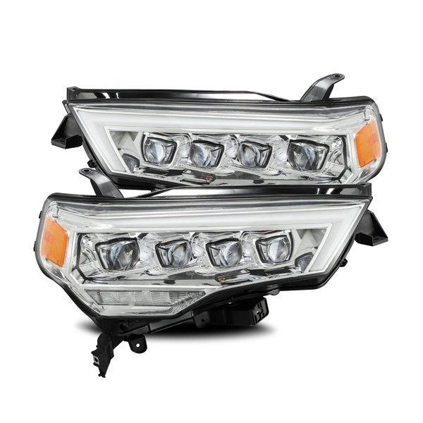 NOVA-Series LED Projector Headlights Chrome For 5th Gen 4Runner (2014+)