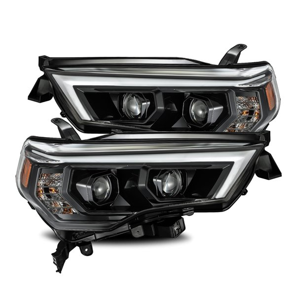 PRO-Series LED Projector Headlights Alpha-Black For 5th Gen 4Runner (2014+)