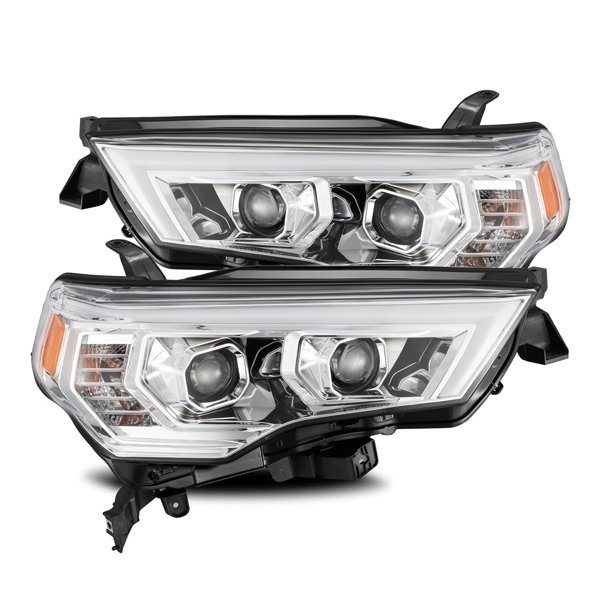 PRO-Series LED Projector Headlights Chrome For 5th Gen 4Runner (2014+)