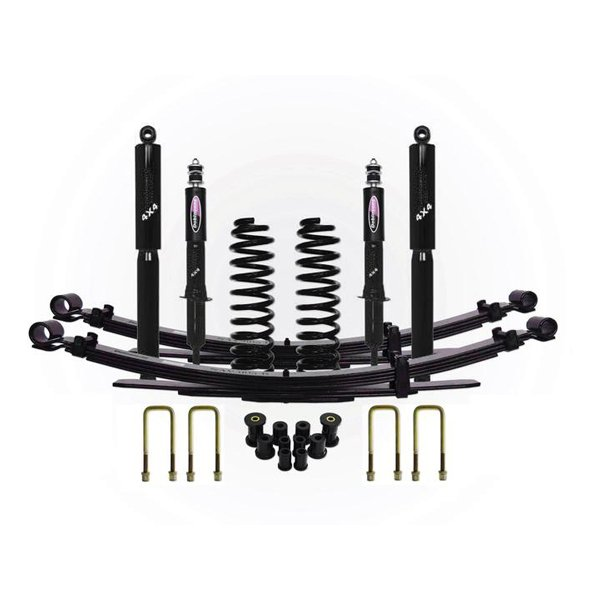 """Dobinsons 1.5""""–3.0"""" Lift Kit 2nd and 3rd Gen Tacoma (Double Cab Short Bed) (2005-2019)"""