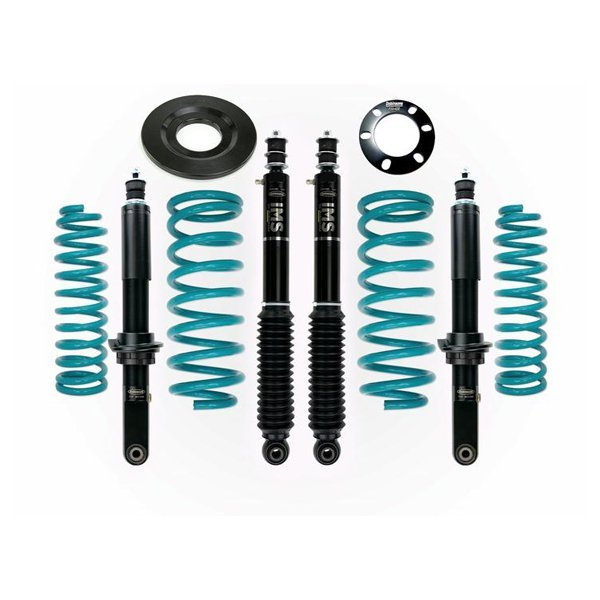 "Dobinsons 1""–3.5"" IMS Lift Kit 5th Gen 4Runner (2010+) (KDSS) - Teal"