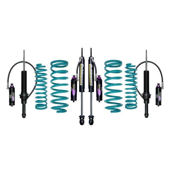 "Dobinsons 1""–3.5"" MRR 3-Way Adjustable Lift Kit 4th Gen 4Runner (2003-2009) - Teal"