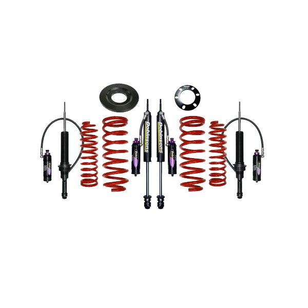 "Dobinsons 1-3.5"" MRR 3-Way Adjustable Lift Kit For Lexus GX460 (2010+)"