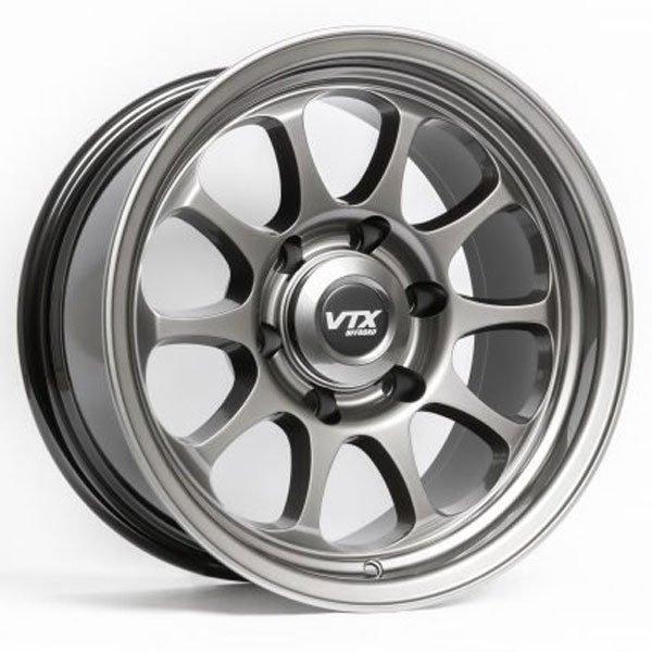 VTX Rogue SL Wheels (Gunmetal) *SPECIAL EDITION*