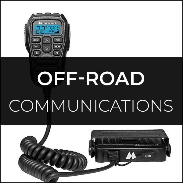Off-Road Communications