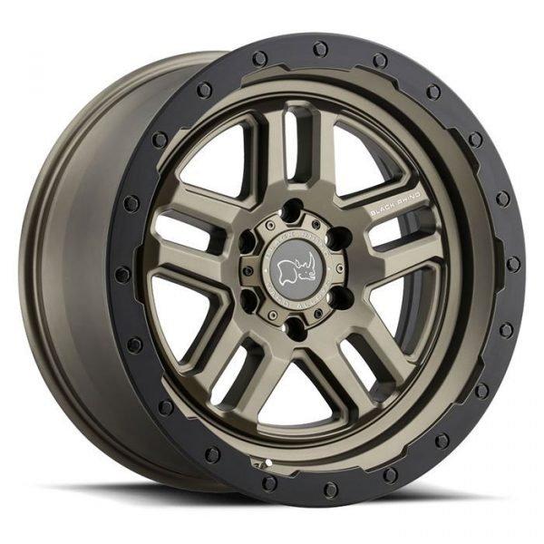 Black Rhino Wheels Bronze Barstow